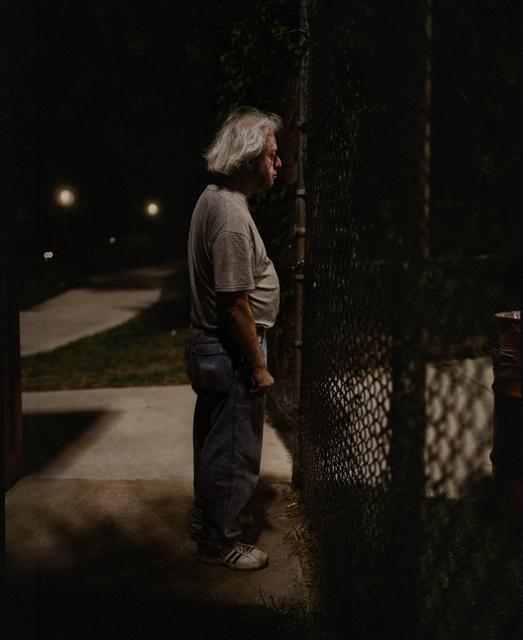 , 'Watching High School Football, Omaha, NE,' 2005-2018, Huxley-Parlour