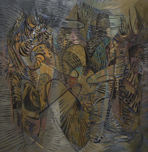 , 'Les Cosmogones,' 1944, Weinstein Gallery