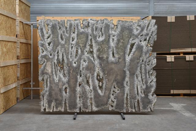 ", '""Passage II"" sculptural claustra,' 1968, Magen H Gallery"