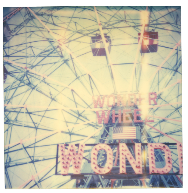 , 'Wonder Wheel from the movie Stay based on a Polaroid,' 2006, Instantdreams