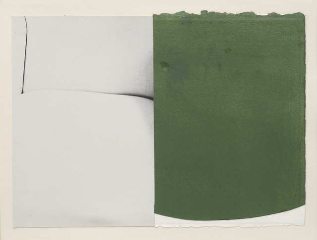 Ian McKeever, 'Eagduru Study (IN2014-100)', 2014, Alan Cristea Gallery