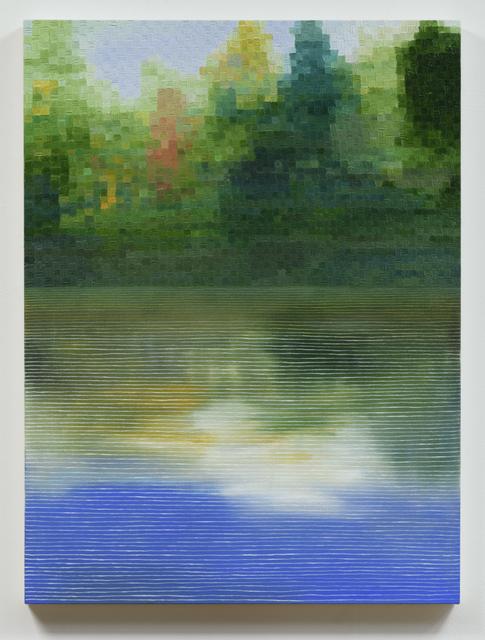 Astrid Preston, 'Forest Pond', 2019, Craig Krull Gallery