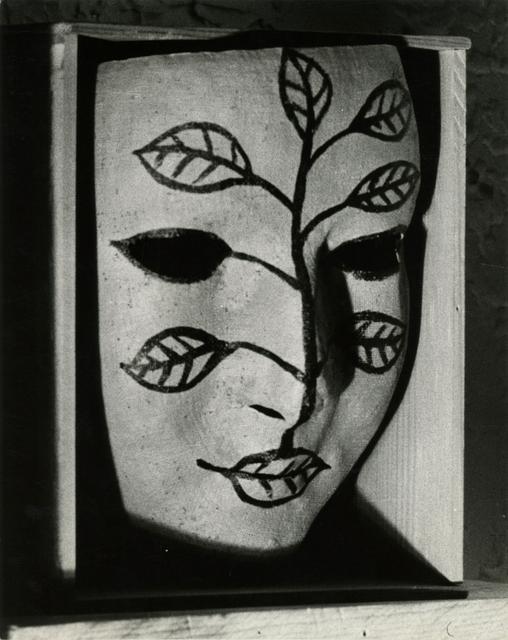 , 'Masque peint (Painted Mask),' 1941, Bruce Silverstein Gallery