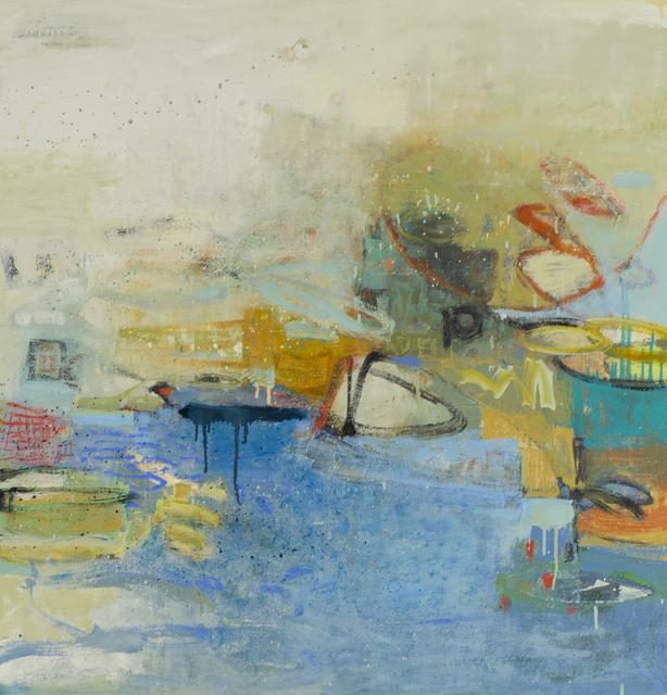 , 'Respiro,' 2018, Seager Gray Gallery