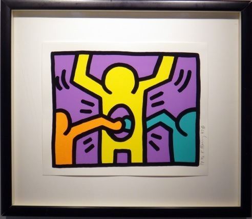 Keith Haring, 'Pop Shop I-C ', 1987, Soho Contemporary Art