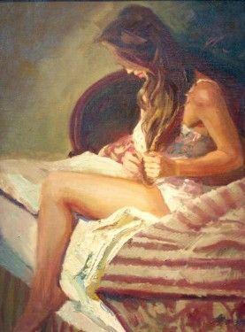 CM Cooper, 'Longing', ca. 2014, Evalyn Dunn Gallery