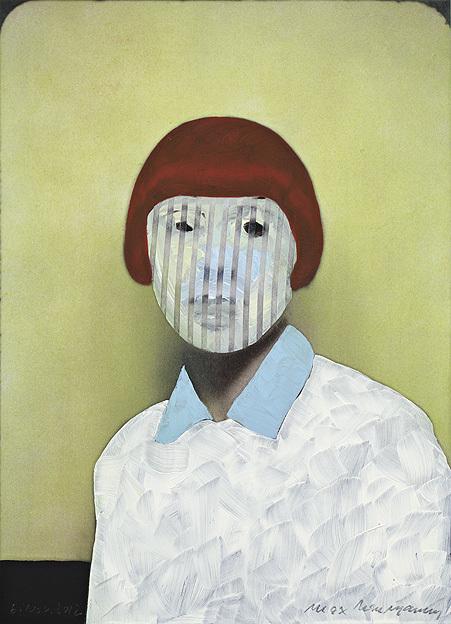 , '06. November 2012,' 2012, LEVY Galerie