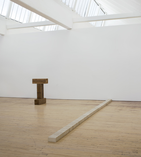 , 'Sculpture as Place, 1958-2010 (Installation view),' 1958-2010, Dia Art Foundation