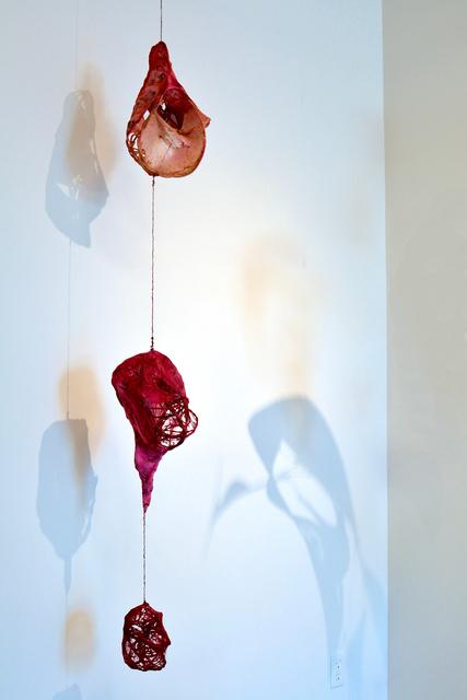 , 'Raspberried,' 2017, Open Mind Art Space