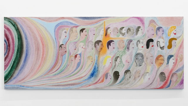 , 'Serenity Painting No. 1,' 2018, Altman Siegel