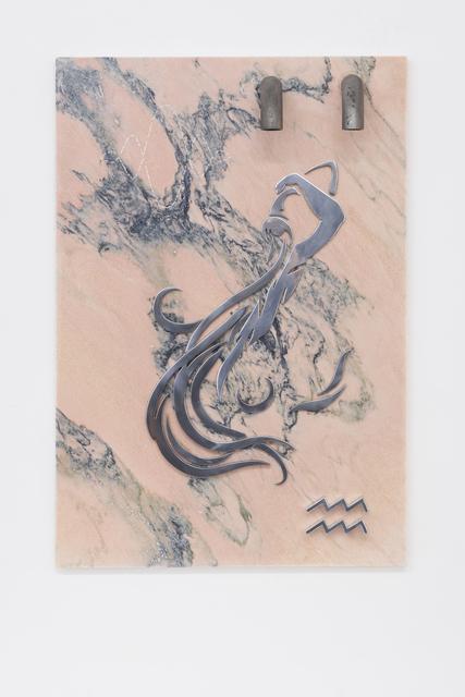 """, '""""Zodiac (Aquarius)"""",' 2016, VALENTIN"""