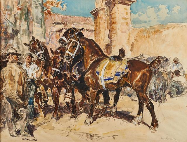 Henri Rousseau, 'Untitled', 1929, Rago/Wright