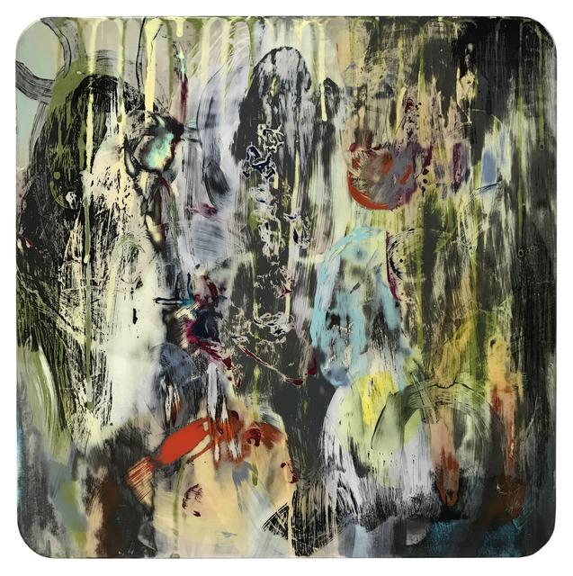 , 'Painting #4,' 2016, Misa Shin Gallery