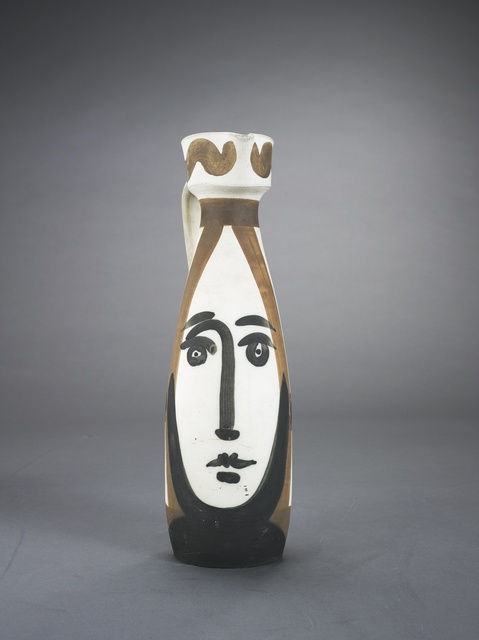 Pablo Picasso, 'Visage (A.R. 288)', 1955, Sotheby's