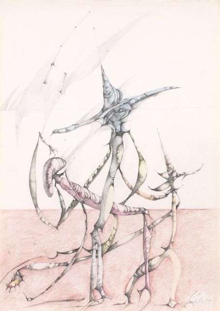 , 'Boy Holding an Oursin,' 1953, Francis M. Naumann Fine Art