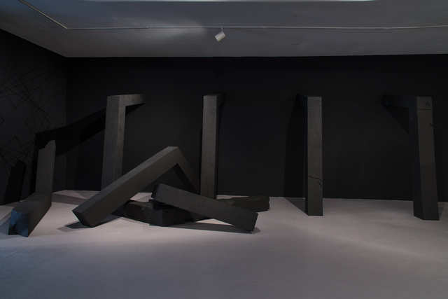 , 'Volans Anguli,' 2016, Los Angeles Contemporary Exhibitions