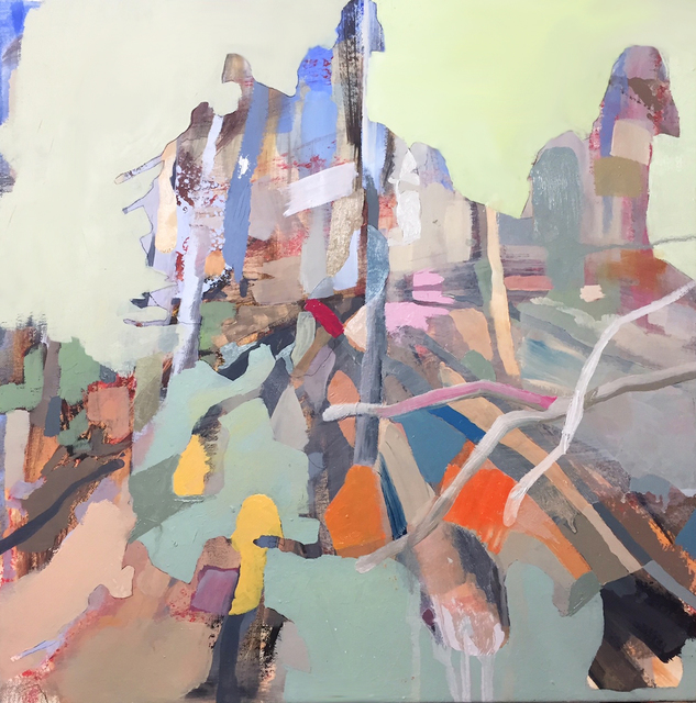 , 'City Birds IV,' 2017, Red Arrow Gallery