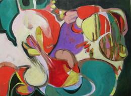 Joan Miller, 'Living Color #7', 2009, Walter Wickiser Gallery