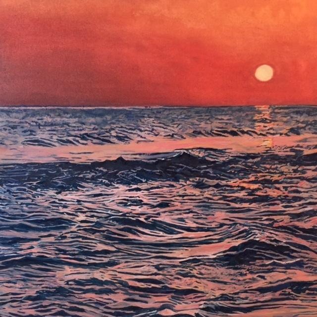 Liz Welch Tirrell, 'Spring Wave Break', 2015, Wally Workman Gallery