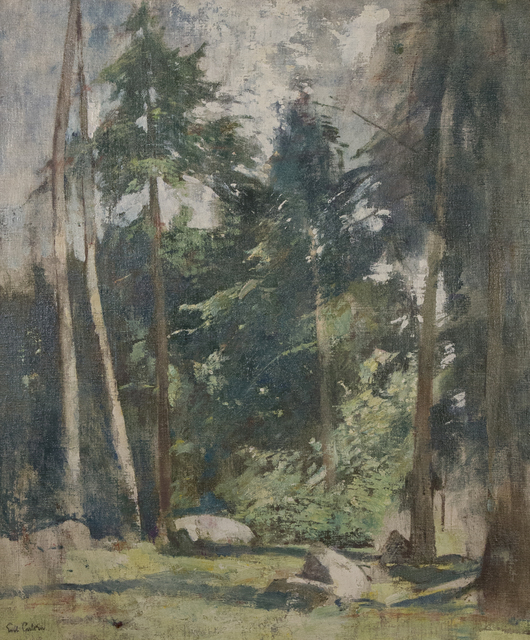 , 'Forest Clearing ,' ca. 1931, Taylor | Graham