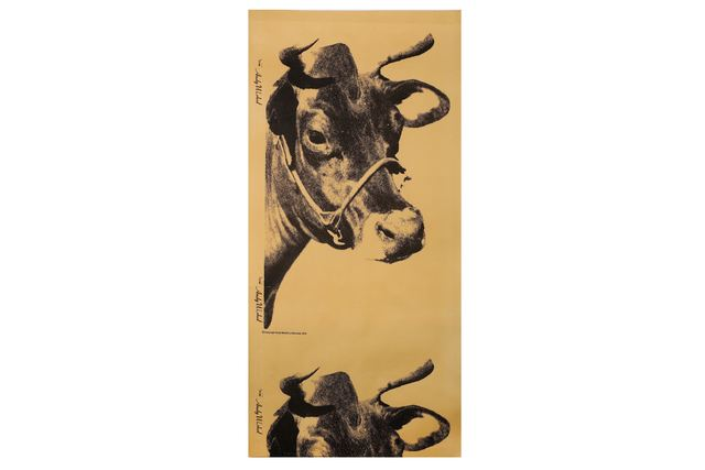 Andy Warhol, 'Cow', 1971, Chiswick Auctions