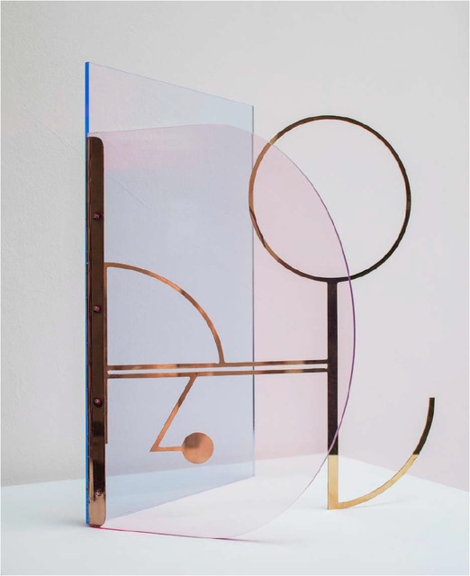 , 'Follow Constellations and Star Paths (Buckminster Fuller),' 2019, Kristin Hjellegjerde Gallery