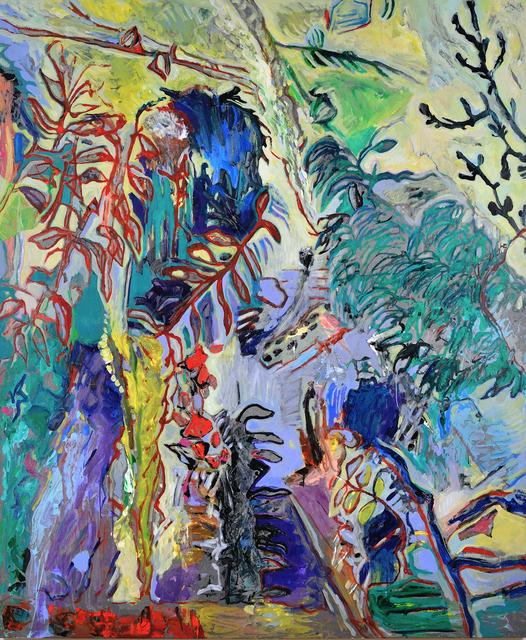 , 'Joan's garden,' 2014, Isabelle Gounod