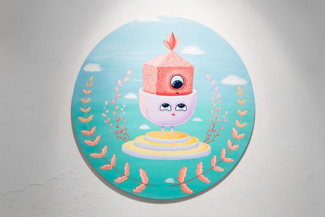 Maria Imaginário, 'Over My Head', 2016, Underdogs Gallery