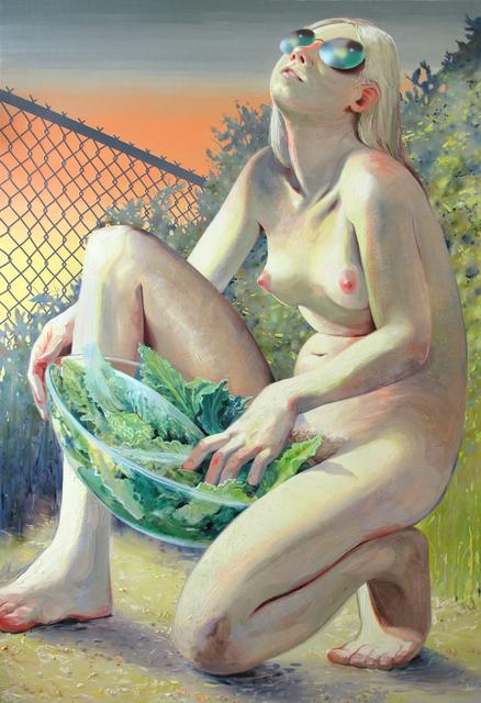, 'Salad Lover,' 201, P.P.O.W