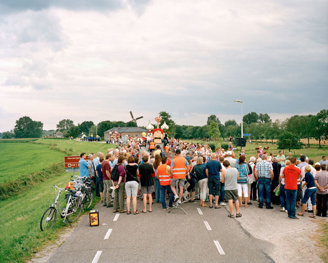 , 'Fair parade Welsum,' 2012, Van Kranendonk