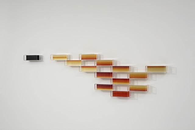 , 'Silk Building Blocks,' 2013, Baginski, Galeria/Projectos