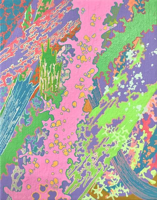 , 'Pollen No.22,' 2018, ART LABOR Gallery