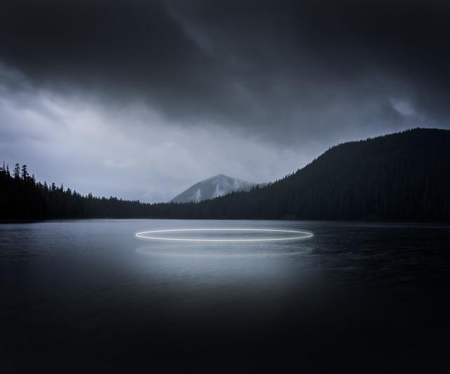 , 'Oregon Lake,' , ArtStar