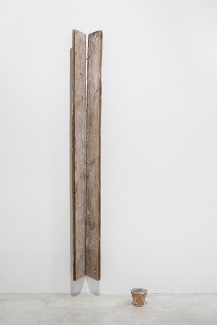 , '204 x 25 x 17, 11 x ø 13 x ø 7.5,' 1990, Galerie Nordenhake