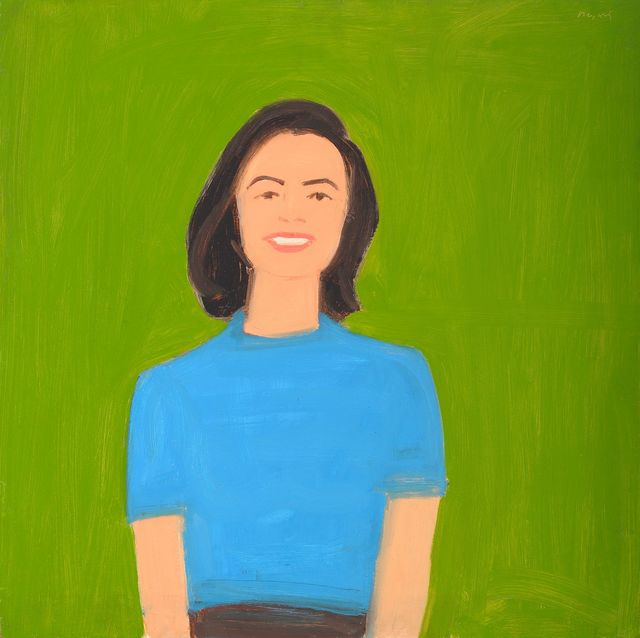 Alex Katz, 'Ada', 1959, Colby College Museum of Art