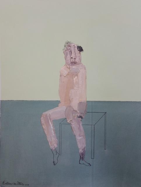 , 'Studio nude 13,' 2018, Absolut Art Gallery