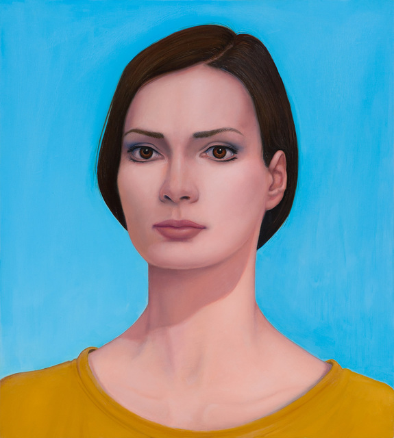 , 'Young Woman,' 2013, Forum Gallery