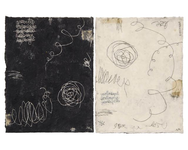 , 'Gravity 12 & 13,' , Clark Gallery