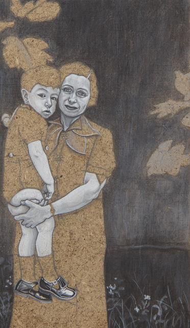 , 'Solmayan Çicekler,' 2014, Mixer