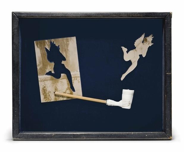 Joseph Cornell, 'Untitled (Fanny Ward)', Christie's