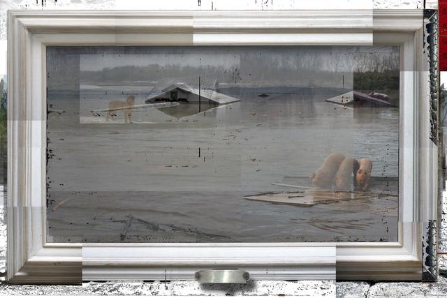 , 'Video Frame: Flood,' 2018, Catharine Clark Gallery