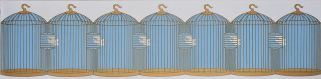, 'W Caged Freedom D11-01,' 2011, Pékin Fine Arts