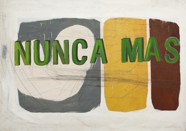 , 'Nunca Más,' 2008, Cosmocosa