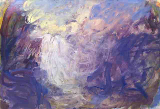 , 'The purple haze of Euphoria,' 2014, Partners & Mucciaccia