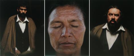 Shirin Neshat, 'Tooba series,' 2001, Galeria Filomena Soares