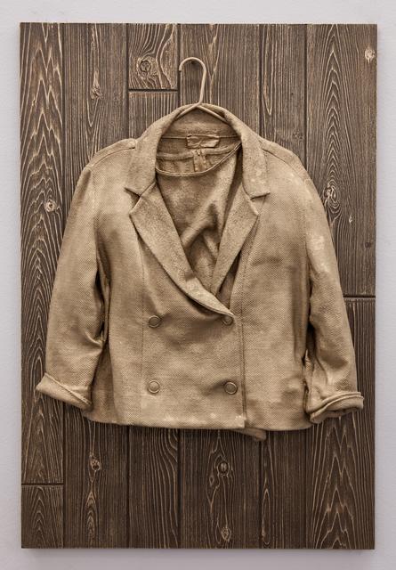 , 'Untitled (jacket),' 2014, Kavi Gupta
