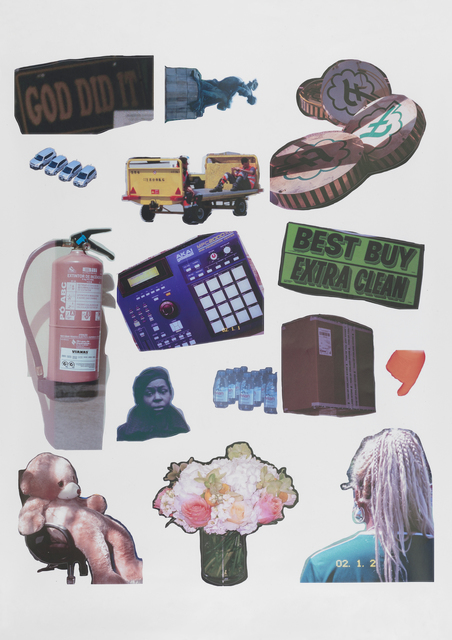 Martine Syms, 'Threat Model Sticker Collection', 2018, ICA London