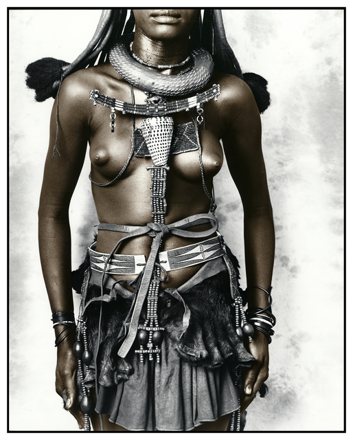 , 'Gesuta (16),Himba Tribe, Namibia,' , Bernheimer Fine Art