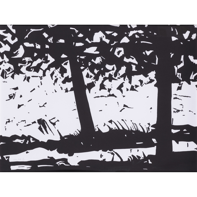 Alex Katz, 'Maine Woods', 2013, PIASA