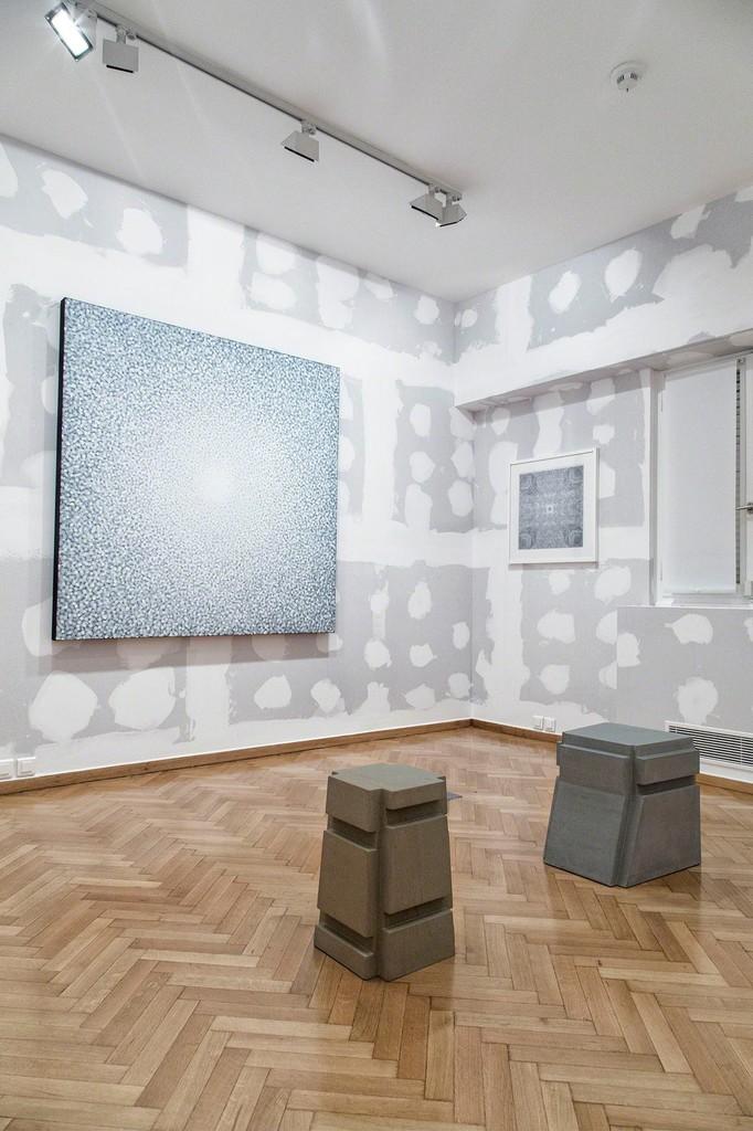 PIOTR UKLANSKI  Untitled (Blood Knot), 2014   RACHEL WHITEREAD  Untitled, 2010   RICHARD WRIGHT  Untitled, 2010